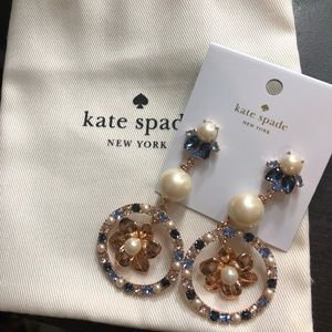 Kate Spade earrings NEW 💙NWT💙